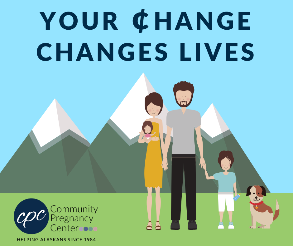 Your change, changes lives