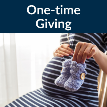 one-time giving