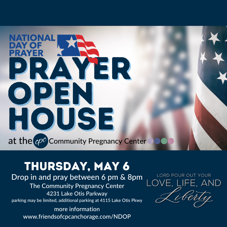 National Day of Prayer Open House