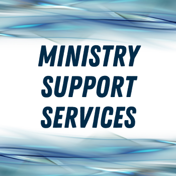 Ministry Support Services Volunteer Positions